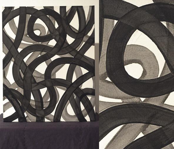 Loose Wires: Grey & Black