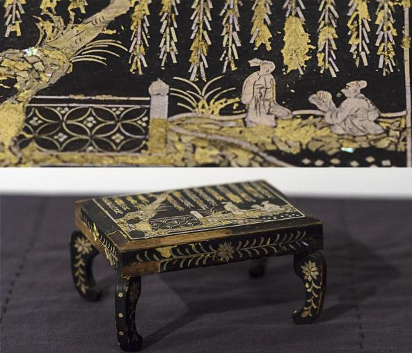 Miniature Chinese Table